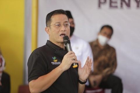 Mensos Tantang Koordinator PKH Bersihkan Data Penerima Bansos