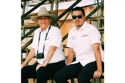 Selamat Jalan Begawan Promotor Motorsport Indonesia Helmy Sungkar