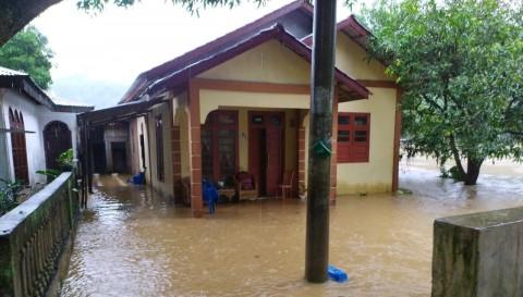2 Kecamatan di Aceh Selatan Terendam Banjir