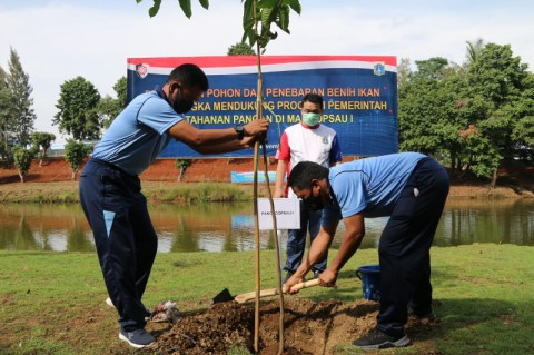 Pemprov DKI-TNI Kerja Sama Mewujudkan Ruang Terbuka Hijau