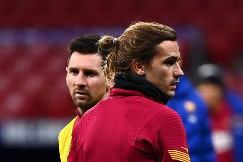 Antonine Griezmann Beberkan Hubungannya dengan Lionel Messi