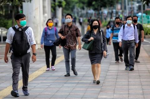 29,12 Juta Penduduk Terdampak Pandemi Covid-19