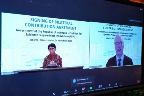 Kolaborasi dengan CEPI, Indonesia Jadi Pemain Penting Jaringan Vaksin