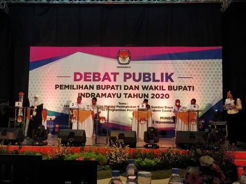 Survei: Nina-Lucky Unggul pada Jajak Pendapat Pilbup Indramayu