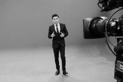 Kisah Sportcaster Metro TV Valentinus Resa: Dari Hobi Berbuah Gaji