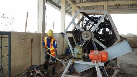 Lamongan Punya Tempat Pengolaan Sampah Terpadu Terbesar di Jatim