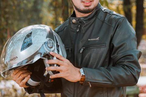 3 Resiko Ketika Menggunakan Helm Tanpa Visor