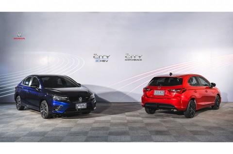 New Honda City Meluncur, Ada Versi Hybrid