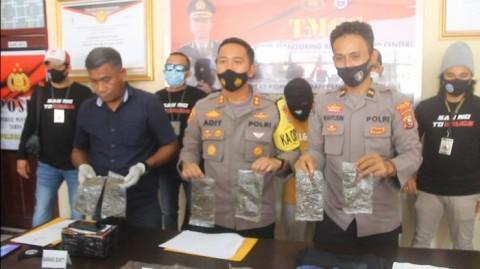 Jadi Kurir Narkoba, Petugas Lapas di Ternate Ditangkap