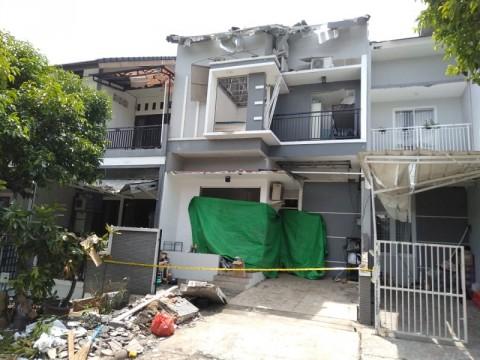 Tabung Gas 12 Kg Meledak di Bekasi, 3 Rumah Rusak