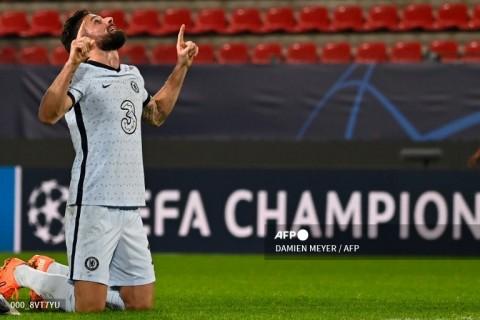 Lampard Tegaskan Giroud Masih Penting untuk Chelsea