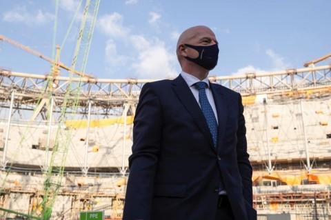 FIFA Pastikan Qatar sebagai Tuan Rumah Piala Arab 2021