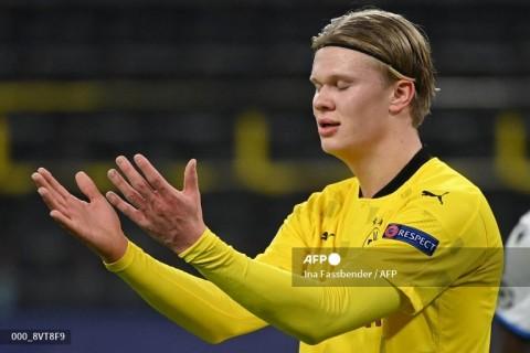 Erling Haaland Jadi Mesin Gol Paling Tokcer di Awal Musim Liga Champions