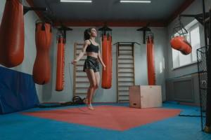 3 Manfaat dari Olahraga Lompat Tali