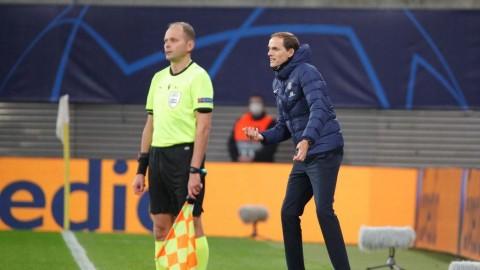 Tuchel Akui PSG Menang Beruntung atas RB Leipzig