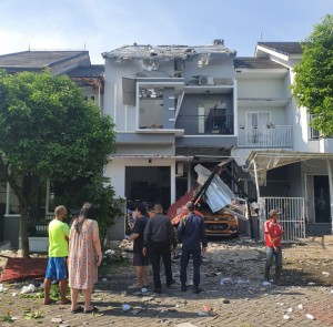 Populer Daerah; Ledakan Tabung Gas Rusak Rumah hingga Penangkapan Teroris Poso