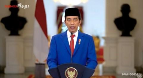 Jokowi Berkomitmen Jadikan Indonesia Negara Berekonomi Tangguh