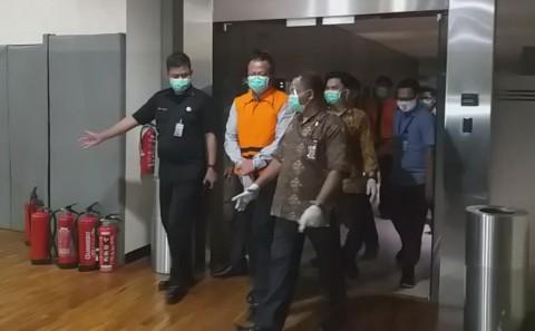 Menteri Edhy Prabowo Ditetapkan Sebagai Tersangka