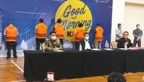 KPK Tetapkan 7 Tersangka Kasus Ekspor Benih Lobster