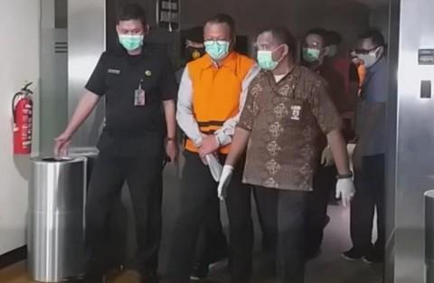 Menteri Edhy: Saya Mengkhianati Pak Jokowi dan Pak Prabowo