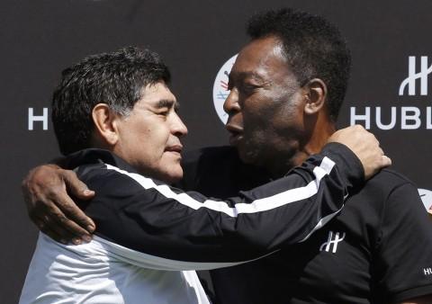 Maradona Meninggal Dunia, Pele: Saya Kehilangan Teman Terbaik