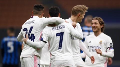 Inter Milan vs Real Madrid: Los Blancos Atasi 10 Pemain Nerazzurri