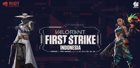 16 Tim Esports Ramaikan Valoran First Strike Indonesia