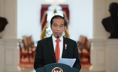 Jokowi Addresses Global Business Leaders at WEF Special Dialogue