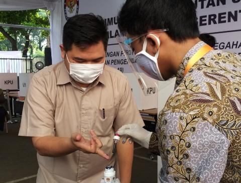 KPPS Bakal Atur Waktu Pemilih Datang ke TPS
