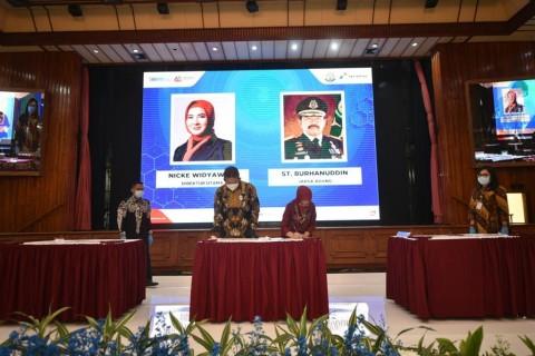 Jaga Kelancaran Proyek Strategis Nasional, Pertamina Gandeng Kejagung