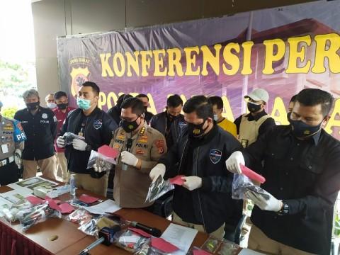 Penjual Senpi Ilegal di Tasikmalaya Ditangkap