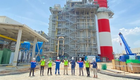 Siap Beroperasi 2021, Progres PLTGU Jawa-1 Capai 90%