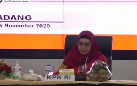 Komisioner KPK Kaget Dengar Cakada Ogah Kerja 5 Tahun