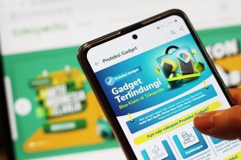 Transaksi di Asuransi Gadget Tokopedia Meningkat