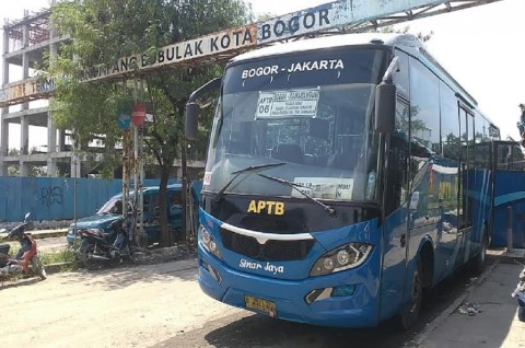 DAMRI Kian Serius Kelola Bus Listrik