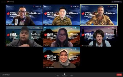 Music Matter Indonesia Hadirkan Andmesh, Danilla, hingga Kurt Hugo Schneider