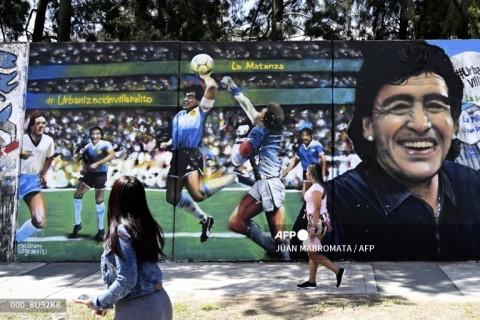Mantan Kiper Inggris Belum Bisa Melupakan Luka dari Maradona