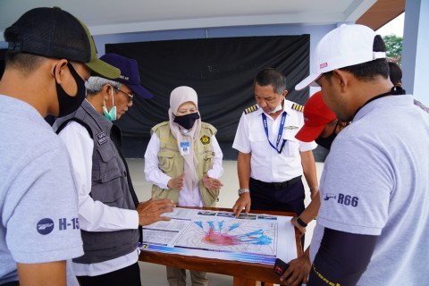 BPBD DIY Siapkan Peta Operasi Gunung Merapi