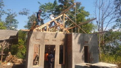 3.555 Rumah Tak Layak Huni di Yogyakarta Diperbaiki