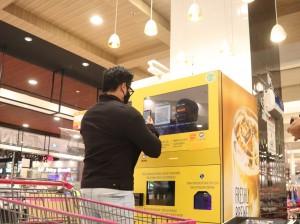 Smart Coffee Machine, Penyajian Kopi dengan Teknologi AI