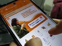 Gandeng LinkAja, BGR Logistik <i>Update</i> Fitur Aplikasi Warung Pangan