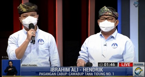 Cegah Narkoba, Ibrahim-Hendrik Berkoordinasi dengan Malayasia