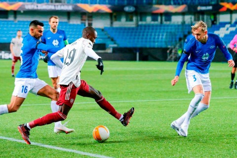 Molde vs Arsenal: The Gunners Menang Telak