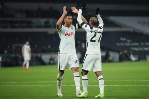Tottenham vs Ludogorets: Carlos Vinicius Pimpin Pesta Spurs
