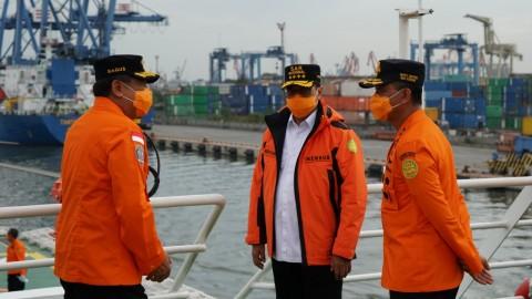 Menhub Tinjau Kapal Basarnas Berfasilitas Canggih untuk Antisipasi Dampak La Nina