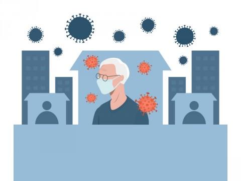Indonesia Logs 5,828 New Coronavirus Cases
