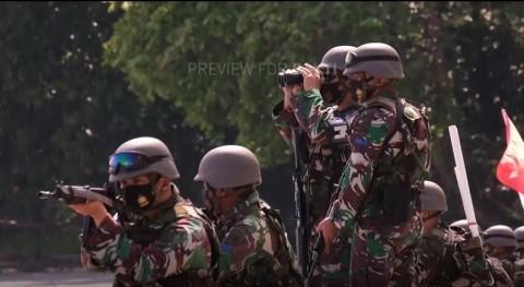 TNI AL Jaga Kedaulatan Negara di Pulau Miangas