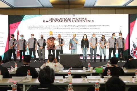 Di Tengah Tantangan Masa Pandemi, Para Penyelenggara Acara Bentuk Forum Backstagers Indonesia