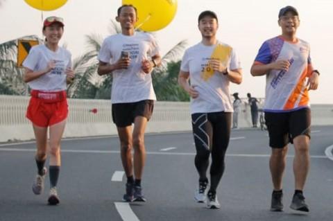 Akhir Pekan Ini, Maybank Marathon Anywhere Mempertandingkan Belasan Ribu Pelari