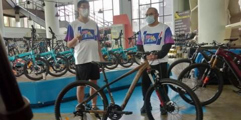 Lewat Virtual Fun Bike, Medcom.id Beri Suara untuk Golongan Terpinggirkan
